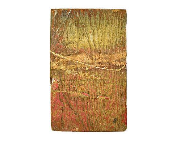 Wabi Sabi Series, Paintings on Reclaimed Wood, 14