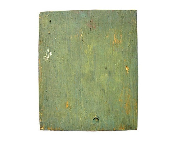 Wabi Sabi Series, Paintings on Reclaimed Wood, 19