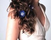 Blossom - Guitar Pick Flower - Hair Clip - Sonic Bloom