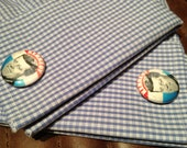 Cufflinks - '60 JFK for President Campaign Buttons - Political - Unique - New