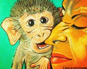 Perverse Iconography: Monkey-Bite (1)