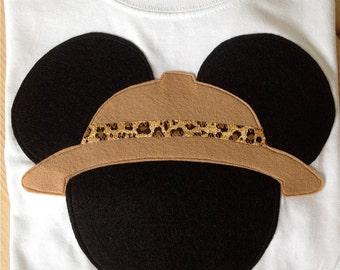 Disney Clothes for the Family Mickey Mouse Safari Shirt - Animal Kingdom - Disney