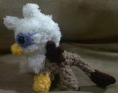 GIlda the Griffon Pocket Pony - My Little Pony Amigurumi plush