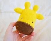 Baby Doodle Giraffe Plush - Small