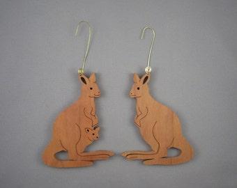 The Kangaroo Family