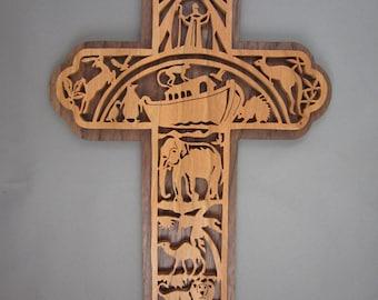 Noahs Ark Cross