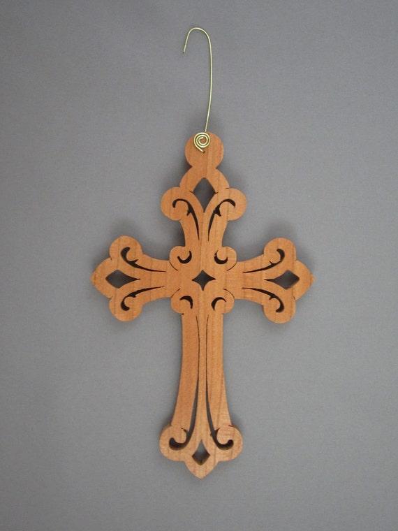 Stylized Cross No. 28