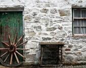 Old Farm House - Ireland A4