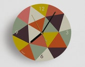 "Wall clock ""Mosaic"""