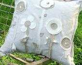 FARMHOUSE Flower Chic Pillow Slipcover