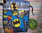 Heroes and Villians Batman Project Bag