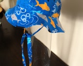 Baby Sun Hat (Pick your fabric)