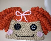 LaLaLoopsy Inspired Hat