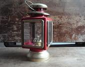 Red Oil Lantern