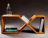 """plywood bench, side table """"rahletre"""""""