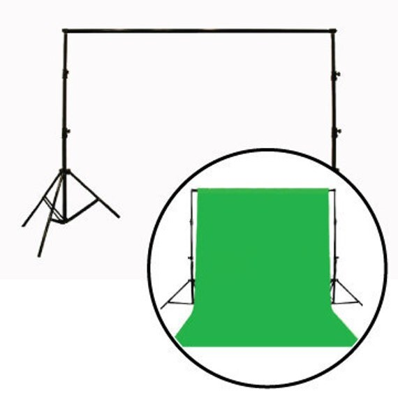 Adjustable Telescopic Photography Backdrop Stand