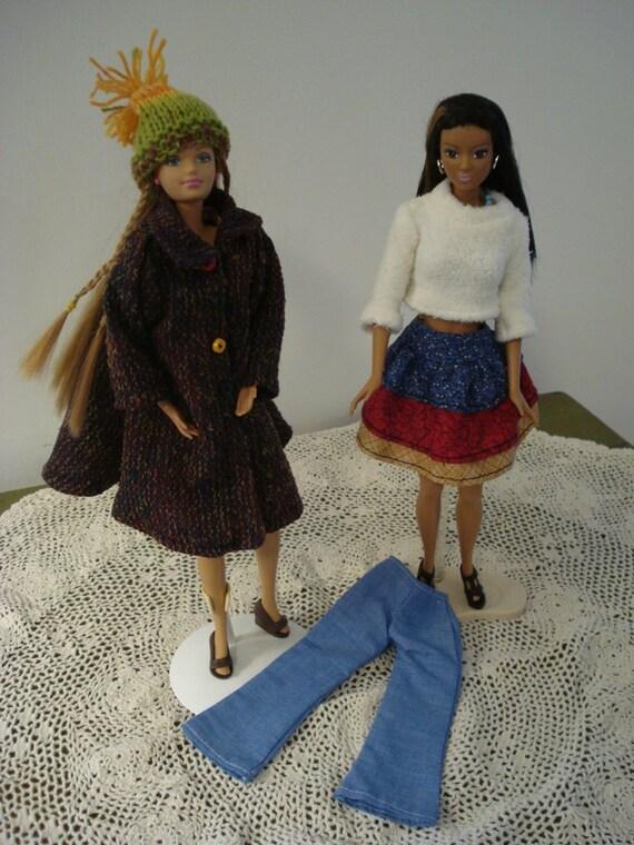 Barbie Clothes Winter Set