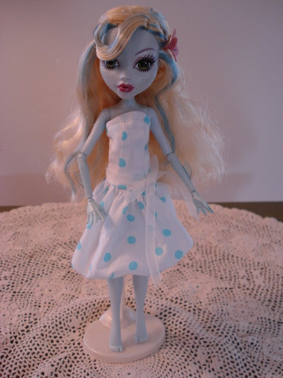 Monster High doll clothes-bubble dress