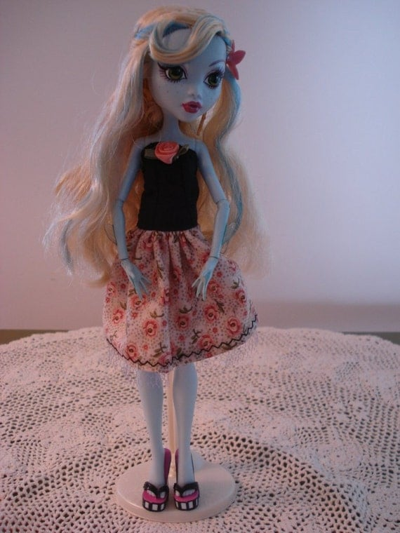 Monster High doll clothes-party dress