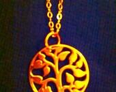 Wisdom Tree of Life Necklace