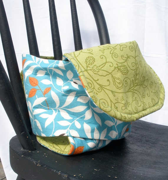 Anywhere chair - fabric travel high chair works in shopping cart as well