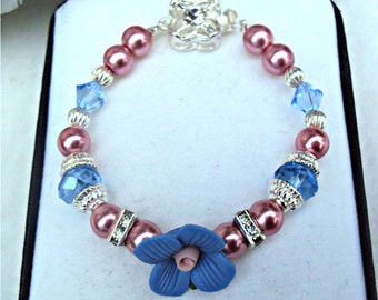 Baby's keepsake bracelet - CUSTOMIZE FOR FREE