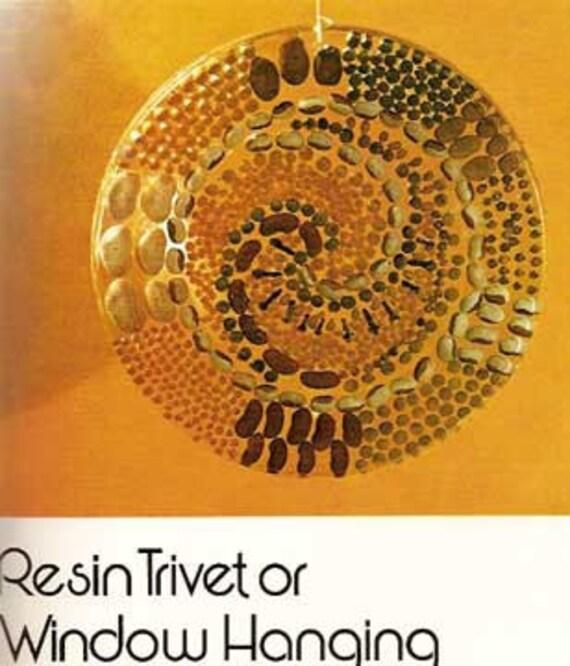 1973 MID CENTURY MODERN Making Mosaics book Lewis mosaic tile design