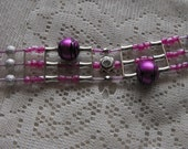 Bright Fuschia Bracelet