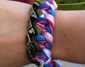 Sally- colorful chain bracelet