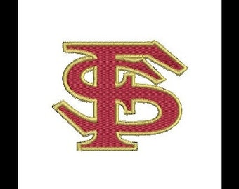 Florida State Embroidery Design (24) Instant Download