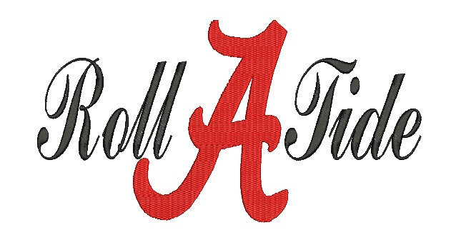 Roll Tide Stencil Submited Images