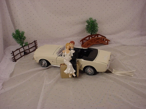 ford truck wedding cake topper ford mustang wedding cake toppers 14404