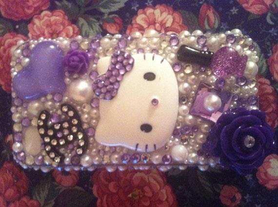 Hello Kitty Deco Den Iphone 4 Cover