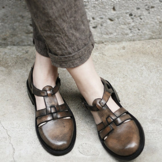 Handmade Leather Shoes 50% OFF