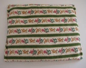 Vintage Floral Square Heat Pack