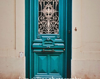 Turquoise Door-Brugge Belgium,Fine Art Photography-multiple sizes available-Doorways-Gift-Photography-