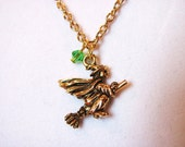 Wicked Elphaba necklace