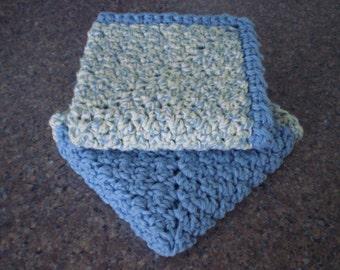 Crochet Dishcloths, Crochet Dish Cloths, Dishcloth, Cotton Dishcloth, Crochet Washcloths, Baby Washcloth, Washcloth, Cotton Washcloth