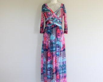 Robert David Morton Maxi Dress