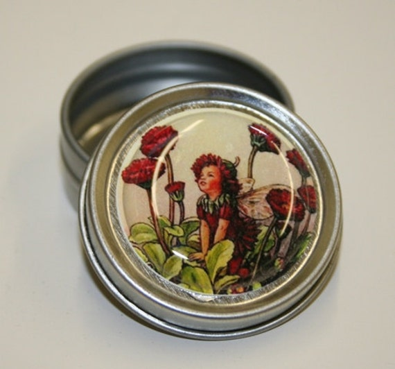 Multi-functional Tin for Pills, Change, and Small Trinkets