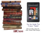 Kindle Fire Case, KleverCase Classic Book Cover for Kindle Fire (colour tablet) - Hand made Kindle cases