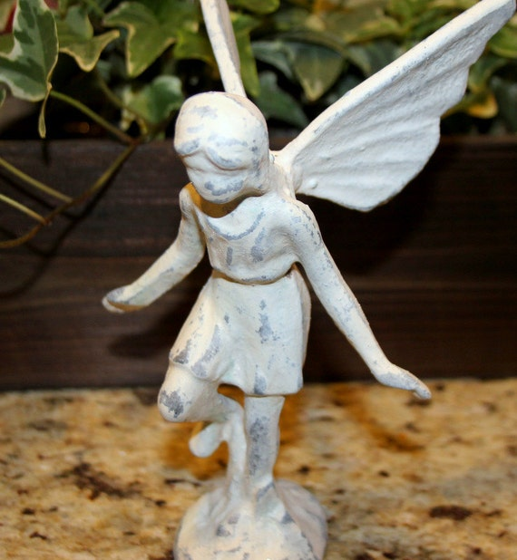 Shabby Chic Garden Fairy Home Decor