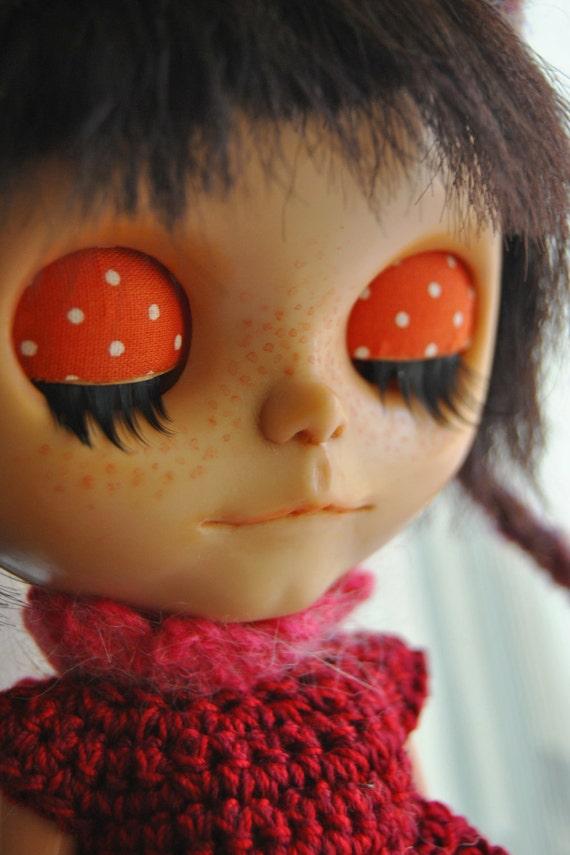 Layaway for Ana Bunny - ooak custom blythe doll ADG