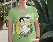 Fitted Maternity summer T-shirt -UC Jaden