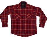 Vintage Flannel Shirt David Harrison