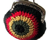 Feelin' Irie Rasta Coin Purse