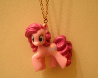 My Little Pony Pinkie Pie Necklace