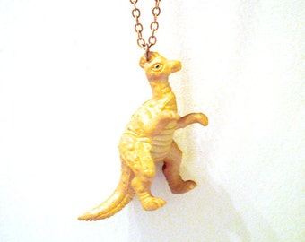 Oviraptor Dinosaur Necklace
