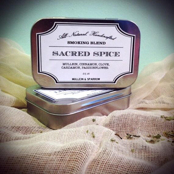 Sacred Spice Herbal Blend-SALE