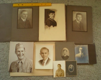 antique photos of men